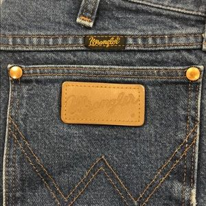 WRANGLER jeans size 34 x 36 MENS